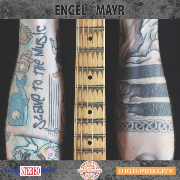 Engel Mayr Slave To The Music FRONT